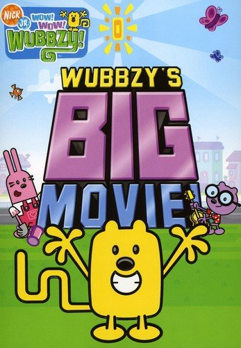 DVD : Wow Wow Wubbzy: Wubbzy's Big Movie (Full Frame, O-Card Packaging)