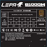 Lepa MaxBron 1000W 80PLUS Bronze Hybrid Modular ATX Power Supply (B1000-MB)