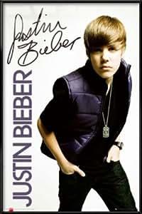 Amazon.com: Justin Bieber - Framed Music / Personality ... - photo #7
