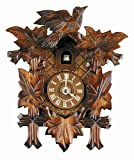 Schneider Cuckoo Clocks Quartz Clock in Antique