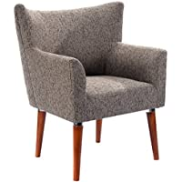 Giantex Leisure Arm Chair Single Couch Seat Home Garden Living Room Furniture Sofa