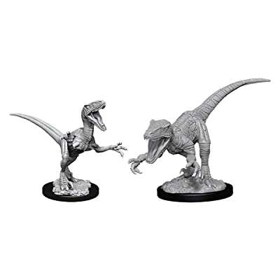 WizKids Pathfinder Deep Cuts Unpainted Miniatures: Raptors: Toys & Games