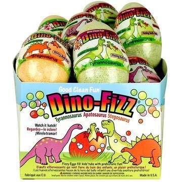 Smith & Vandiver Good Clean Fun Dinosaur Children's Bath Bomb - 12pc