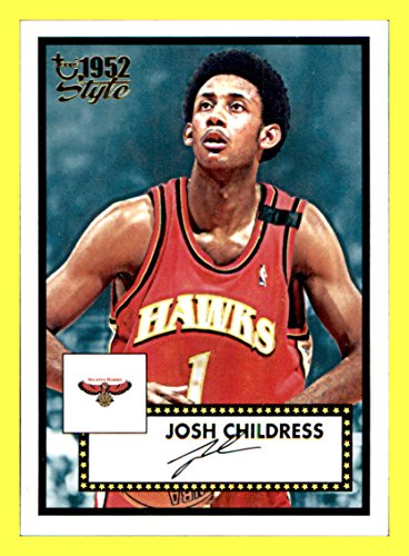 2005-06 Topps Style #67 Josh Childress ATLANTA (Josh Childress Atlanta Hawks)