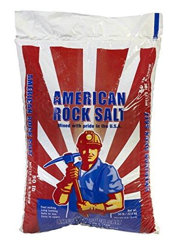 Morton Ice Cream Salt - Mutual Industries 7092-0-0 Rock Salt