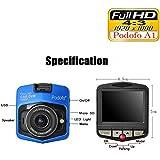 Mini Car DVR Camera Dashcam Full HD 1080P Video Registrator Recorder G-sensor Night Vision Dash Cam