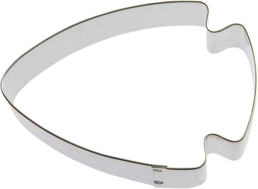 Arrowhead Cookie Cutter 4.25 in B1364 - Foose Cookie Cutters - USA Tin Plate Steel