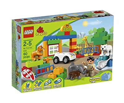 Lego Duplo My First Zoo 6136 from LEGO