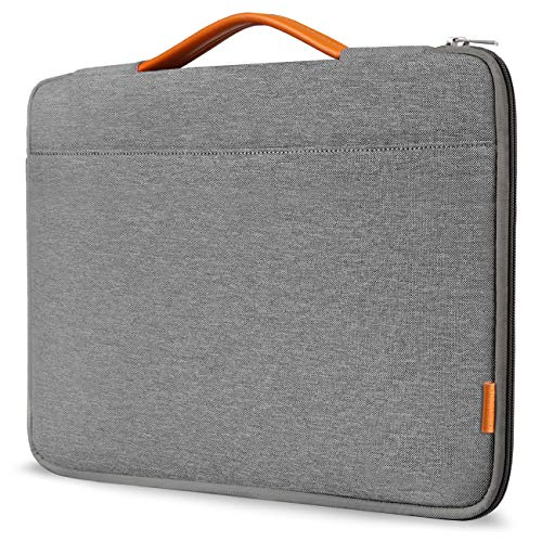 Inateck 13-13.3 Inch Laptop Sleeve Case Cover Briefcase Bag Compatible 2018 MacBook Air 13 A1932 Retina Display/2019 2018 2017 2016 2012-2015, MacBook Pro 13 A1989 A1706 A1708/Surface Pro 6/5/4/3