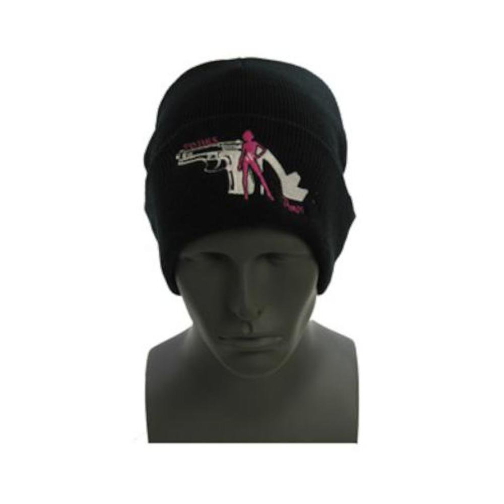 Pistols and Pumps PP006 Knit Beanie