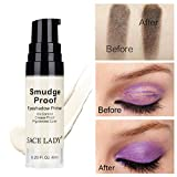Sunsent Professional Makeup Eyeshadow Base Long Lasting Eyeshadow Primer 6ml