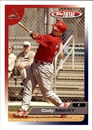 Amazoncom 2005 Topps Total Baseball Card 292 Cody Mckay