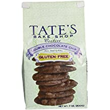 Tate's Bake Shop Gluten Free Double Chocolate Chip Cookies, 7 oz