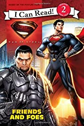 Man of Steel: Friends and Foes (I Can Read - Level 2 (Quality))