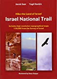 Israel National Trail - Third Edition (2016) (Hike the Land of Israel)