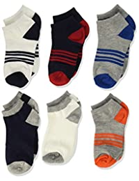 The Children's Place boys Baby Ankle Socks (pack Of 6)