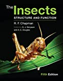 img - for The Insects: Structure and Function book / textbook / text book