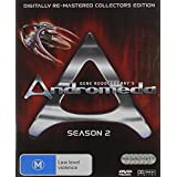 Andromeda ~ Complete Season 2 (Re-Mastered Collector's Edition) (6 DVDS) (NTSC) (REGION 0) by Kevin Sorbo