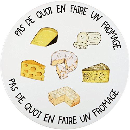 Quoi Faire Porcelaine Pas Plat Rond À En Fromages Un Fromage De WIEDYH29