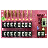 Seco-Larm Enforcer Power Distribution Board, 9-Outputs (PD-9PSQ)