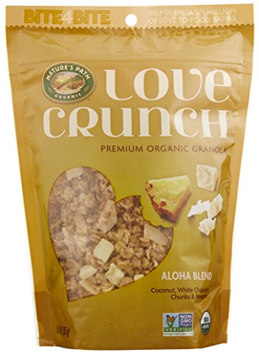 Nature's Path Love Crunch Organic Granola Aloha Blend -11.5 oz