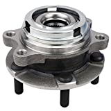 #6: CRS NT590125 Wheel Bearing Hub Assembly, Front Left/Right, for Infinity M45/Q40/Q50/Q70 (L)/QX50/QX70/Q60/EX35/M37/M56/M35/FX35/FX45/FX50, w/ABS