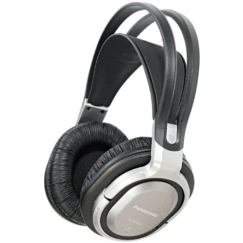 - Panasonic WF950 Over-ear, Silver Wireless FM, 100m, Surround, RP-WF950E-S (Wireless FM, 100m, Surround ›40 mm, 18Hz-22kHz, Auto tuning for easy connection)