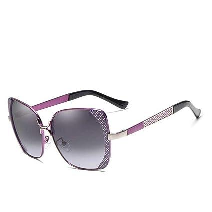 QZHE Gafas de sol Gafas De Sol Polarizadas para Mujeres ...