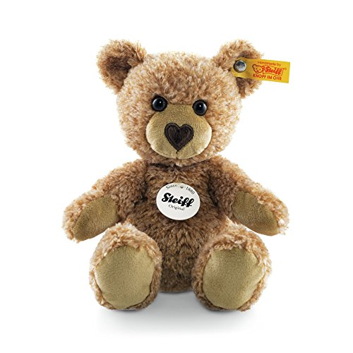 Steiff Cosy Teddy Bear Plush, Reddish Blond