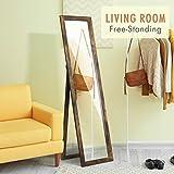 E-shop Rustic Floor Mirror Full Length