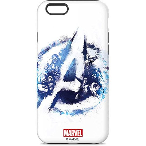 new styles fb24f 69a36 Avengers iPhone 6 Case - Avengers Blue Logo | Marvel & Skinit Pro Case