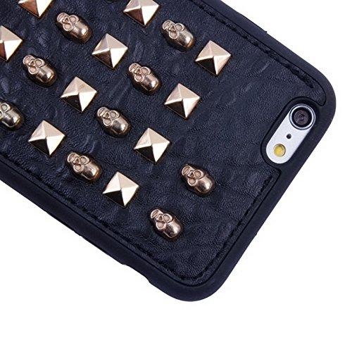 Phone Taschen & Schalen Star Pattern Niet Stil TPU Fall für iPhone 6 Plus & 6S Plus ( SKU : S-ip6p-0140f )