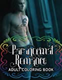 img - for Paranormal Romance Adult Coloring Book book / textbook / text book