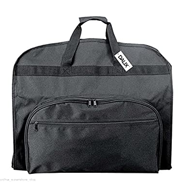 39  Business Garment Bag Cover for Suits and Dresses Clothing Foldable w Pockets
