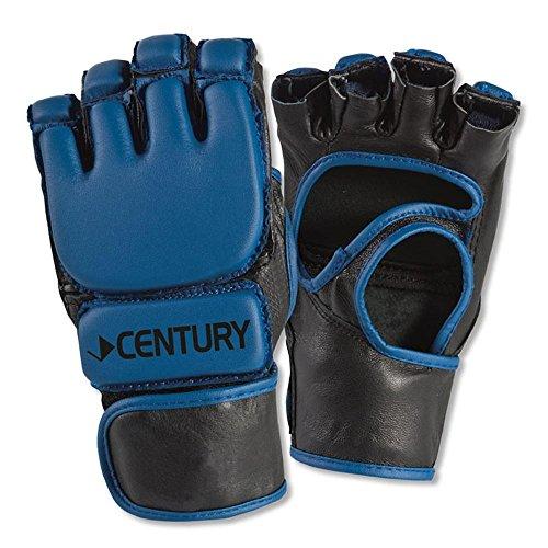MMA Youth Training Glove Youth Sizes Blue Small-Medium ()