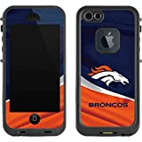 NFL Denver Broncos Lifeproof Fre iPhone 5/5s/SE Skin - Denver Broncos Vinyl Decal Skin For Your Lifeproof Fre iPhone 5/5s/SE