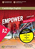 img - for Cambridge English Empower for Spanish Speakers A2 Learning Pack (Student's Book with Online Assessment and Practice and Workbook) book / textbook / text book
