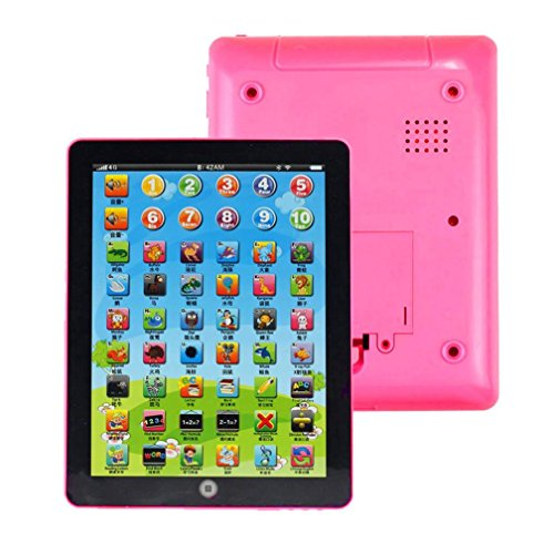 Russian Language Computer Learning Education Machine Tablet Toy Gift For -