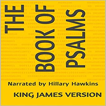 Amazon com: The Book of Psalms: King James Version (Audible