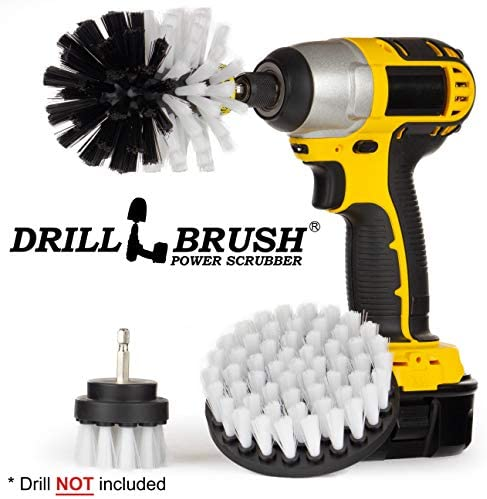 Drillbrush Cleaning Attachment Scrubbing Furniture product image