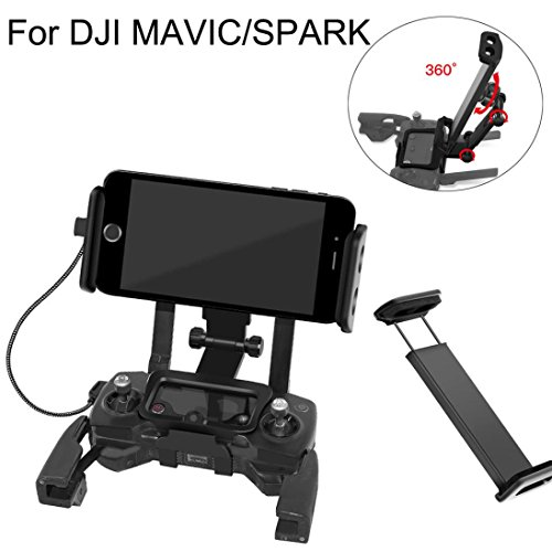 Creazy Mobile Tablet Extender Holder Mount Bracket Lanyard RC For DJI MAVIC PRO Spark