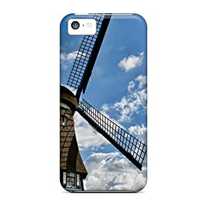 Perfect The Windmill Case Cover Skin For Iphone 5c Phone Case
