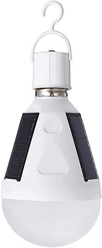 Ellipsoidal LED Bulb - White