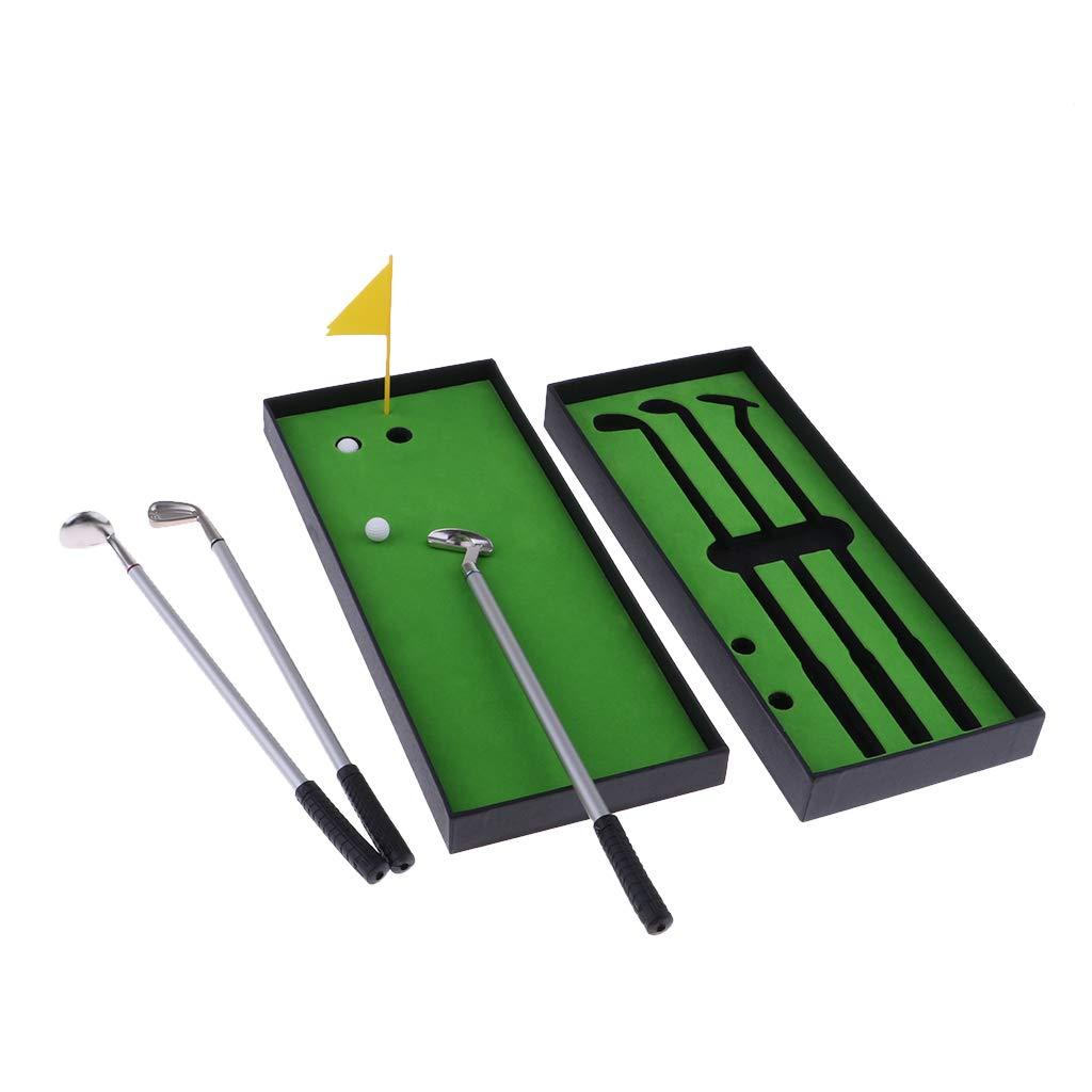NON Baoblaze Juego de 3 Bolígrafos Diseño de Palo de Golf ...