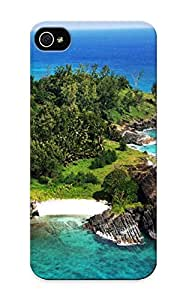 RZrSCJF1386qRyWk Snap On Case Cover Skin For Iphone 5/5s(silhouette Island, Seychelles ) by icecream design