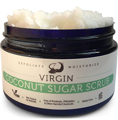 All Natural Foot Scrub - 3