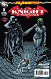 Batman Knight of Vengeance #3 - Flashpoint Tie-In - Martha Wayne as a Female Joker AND Batman's Wife!