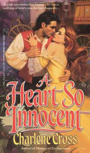 book cover of A Heart So Innocent