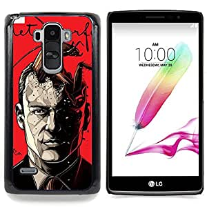 - Metamorphosis Red Poster Man Book - - Snap-On Rugged Hard Cover Case Funny HouseFOR LG G Stylo / LG LS770 / LG G4 Stylus