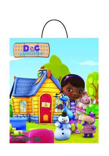 [Disguise Disney Doc McStuffins Essential Treat Bag, Child] (Trick Or Treat Costumes For Adults)